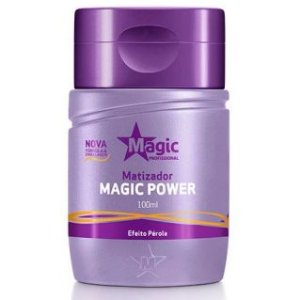 Magic Color Matizador Magic Power - Efeito Pérola - 100ml