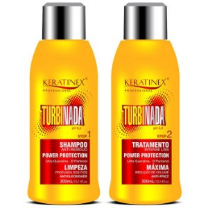 Keratinex Turbinada Escova Progressiva 2x300ml