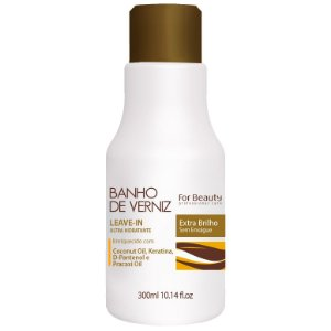 For Beauty Banho de Verniz Hidratante Leave-in 300ml