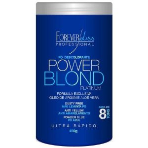 Forever Liss Pó Descolorante Power Blond 450g