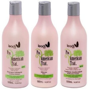 Leads Care American Trat. (3x500ml)