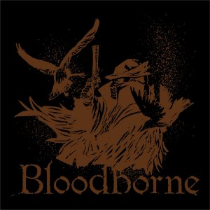 Camiseta blood borne