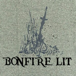 Camiseta  Bonfire