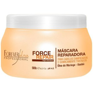 Force Repair Mascara Reparadora 500g - Forever Liss