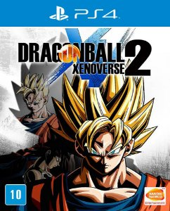 Dragon Ball Xenoverse 2 - PS4 - Mídia Digital