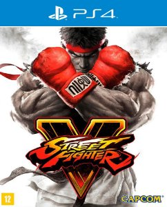 Street Fighter V - PS4 - Mídia Digital