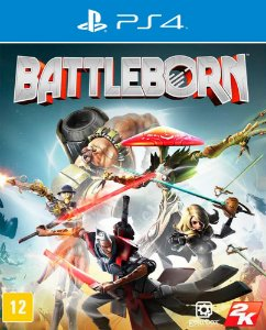 Battleborn - PS4 - Mídia Digital