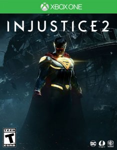 Injustice 2 - Xbox One - Mídia Digital