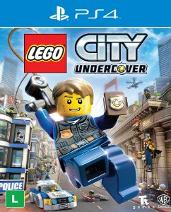 LEGO City: Undercover - Ps4 - Mídia Digital
