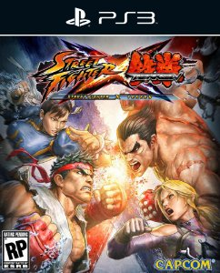 Street Fighter x Tekken - Ps3 - Mídia Digital