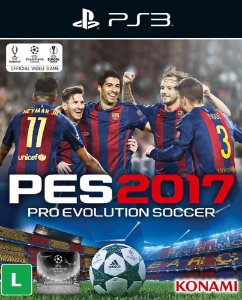 Pro Evolution Soccer 2017 - Ps3 - Mídia Digital