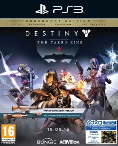 Destiny: The Taken King - Ps3 - Mídia Digital