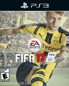 Fifa 17 - Ps3 - Mídia Digital