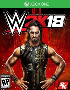 WWE 2K18 - Xbox One - Mídia Digital