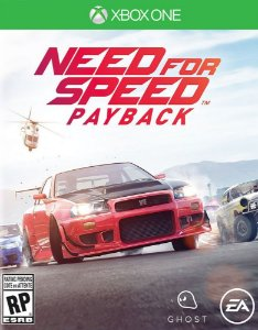Need for Speed: Payback - Xbox One - Mídia Digital