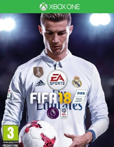 FIFA 18 - Xbox One - Mídia Digital