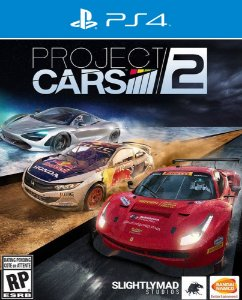 Project Cars 2 - Ps4 - Mídia Digital