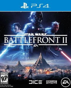 Star Wars: Battlefront II - Ps4 - Mídia Digital