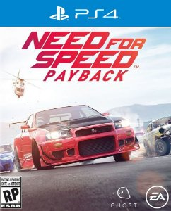 Need for Speed: Payback - Ps4 - Mídia Digital