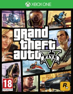Grand Theft Auto V - Mídia Digital - Xbox One