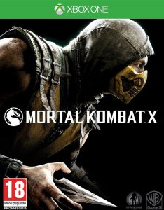 Mortal Kombat X - Mídia Digital - Xbox One