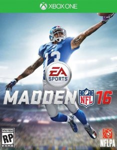 NFL16 - Xbox One - Mídia Digital