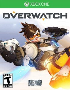 Overwatch - Xbox One - Mídia Digital