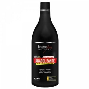 Shampoo Fortificante Anabolizante Capilar 300ml Forever Liss