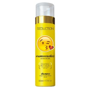 Seduction Professional Shampoo Emotions Amo Cachos de Diva - 300g