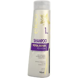 Eico Shampoo Total Repair Pos Escova 280ML