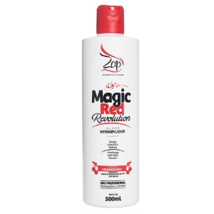 Matizador Magic Red Revolution Gloss Zap 500ML