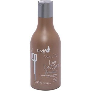 Matizador Leads Care Be Brown fondue Colour Tv 300ml