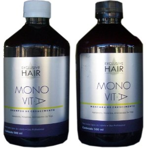 Kit Crescimento Capilar Monovit A Exclusive Hair