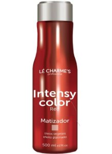 Matizador Intensy Color Red Le Charmes 500ml