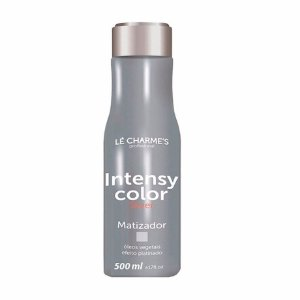 Matizador Intensy Color  Silver Le Charmes  500ml