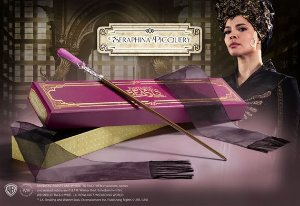 Réplica Original Varinha Seraphina Picquery por Noble Collection