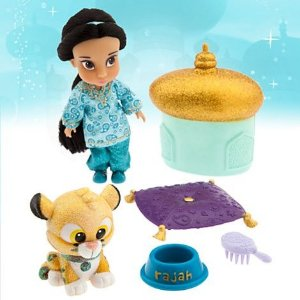 Conjunto Mini Animator Collection Jasmine 12cm
