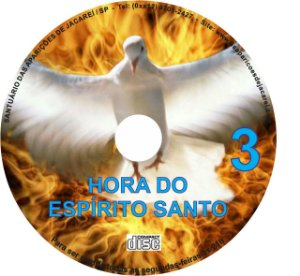 CD HORA DO ESPÍRITO SANTO 03