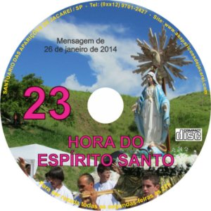 CD HORA DO ESPÍRITO SANTO 23