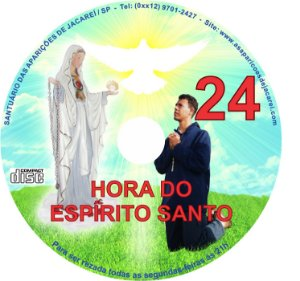 CD HORA DO ESPÍRITO SANTO 24