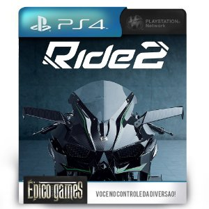 RIDE 2 - PS4 - Mídia Digital