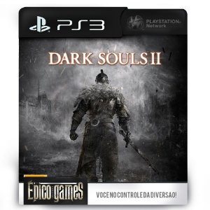 Dark Souls II - PS3 - Mídia Digital