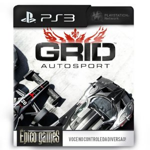 GRID Autosport - PS3 - Midia Digital