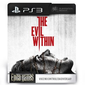The Evil Within - PS3 - Midia Digital