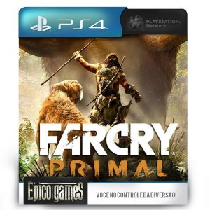 Far Cry Primal - PS4 - Midia Digital