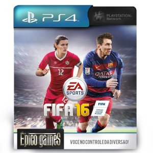 FIFA 16 - PS4 - Mídia Digital