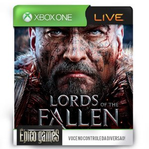 Lords of the Fallen - Xbox One - Midia Digital