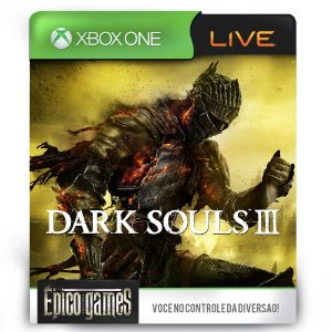 DARK SOULS III 3 - Xbox One - Midia Digital
