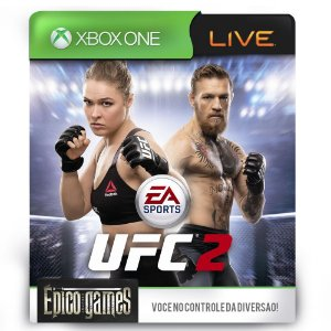 EA SPORTS UFC 2 - Xbox One - Midia Digital