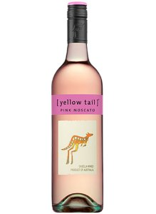 Yellow Tail Pink Moscato